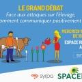 Grand Débat Syrpa-Agriculteurs de Bretagne au Space