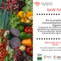 De la production à la consommation de fruits et légumes : comment les filières arbo et maraîchage abordent les enjeux pour le développement d'une production durable au service de la souveraineté agricole française ?