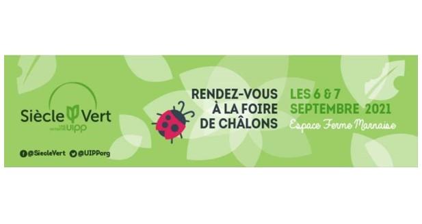 Le siècle vert accueille le grand public sur la foire de Châlons