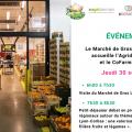 Marché de Gros de Lyon-Corbas : Acteur exemplaire de la filière fruits et légumes